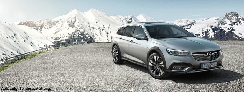 Der Traktionsmeister von Opel