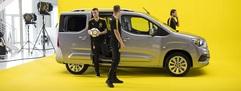 Opel Combo Life und der BVB