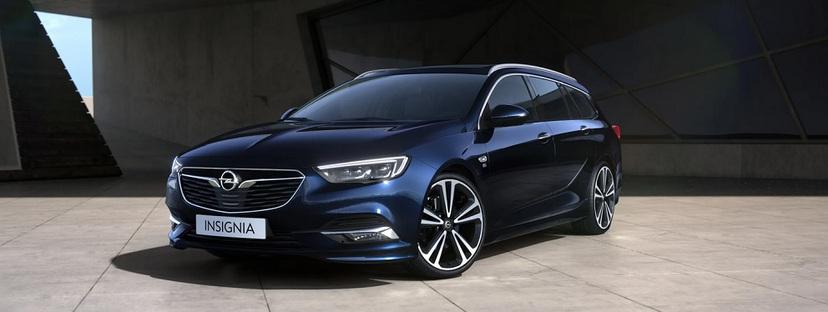 Insignia gewinnt Vergleichstest gegen Mazda6 SW