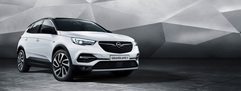 Opel Grandland X gewinnt Vergleichstest