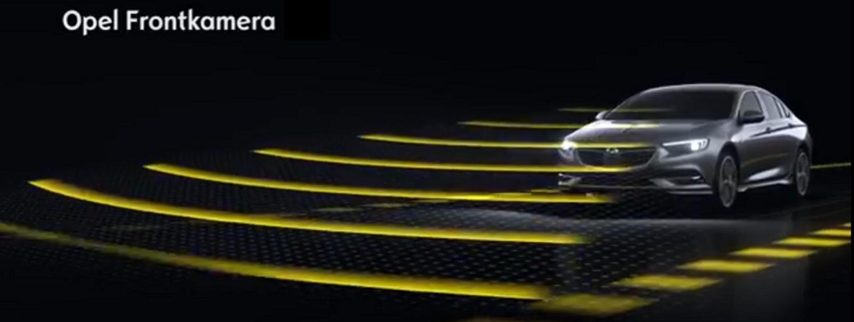 Opel Frontkamera holt