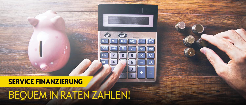 Opel Service Finanzierung