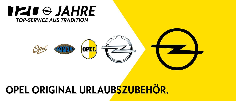 Opel Original Urlaubszubehör