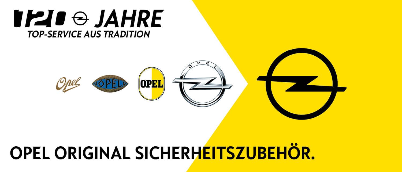 Opel Original Sicherheitszubehör