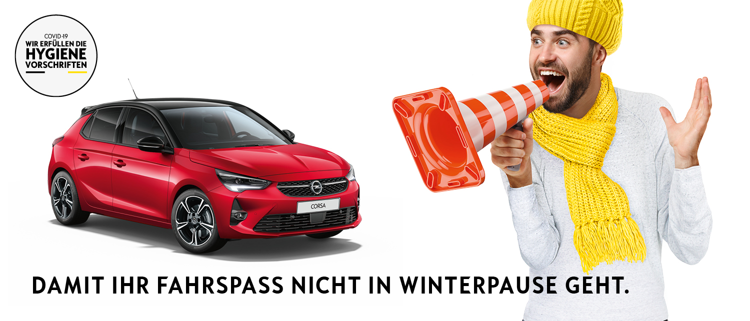 Opel Winter-Check